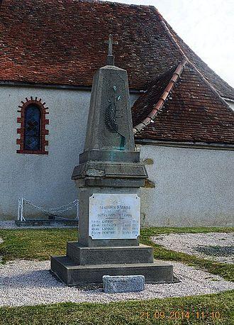 Arnos - Arnos War Memorial