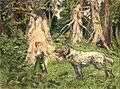 Arpad Schmidhammer- Červená karkulka (1905).jpg