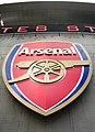 Arsenal logo at the Emirates Stadium.jpg