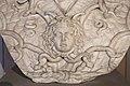 Arte romana, busto di atena, II secolo dc., da un orig. greco del IV ac. 03 testa della gorgone (medusa).jpg