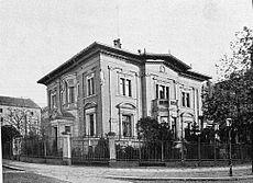 Arwed Rossbach und seine Bauten, Berlin 1904, Leipzig Villa Wendt.jpg