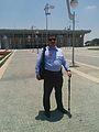 Asher infront of the Knesset.jpg