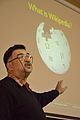 Ashwin Baindur - Wikipedia Academic Presentation - Bhaskaracharya Hall - Indian Institute of Technology - Kharagpur - West Midnapore 2015-01-24 4980.JPG