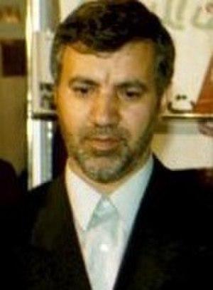 Ata'ollah Mohajerani - Image: Ata'ollah Mohajerani in 1998 (cropped)