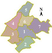 Athens municipality dimotiko diamerisma