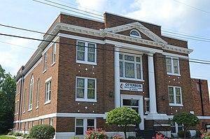 Atwood, Indiana - Methodist church