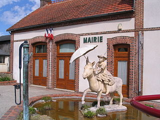 Aube, Orne Commune in Normandy, France