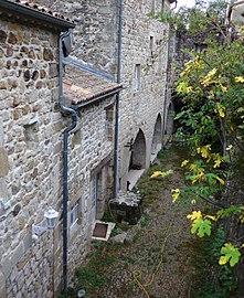 Aubenas, Ardèche, France. Grange du Cheylard. 03.jpg