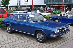 Audi 100S coupe
