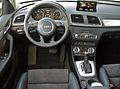 Audi Q3 2.0 TDI quattro S tronic Phantomschwarz Interieur.JPG