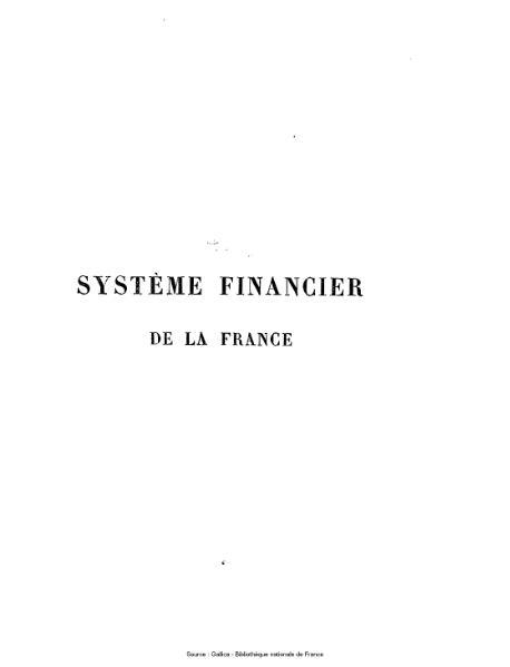 File:Audiffret - Système financier de la France, tome 5.djvu
