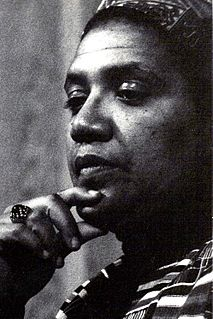 Audre Lorde writer and activist