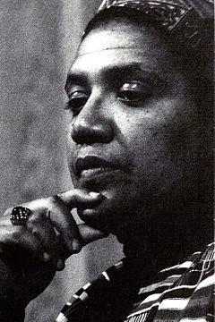 Audre Lorde 1980