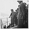 Auf dem Flaggschiff des Admirals Nordmeer in Erwartung der siegreichen U-Boote (6983647830).jpg