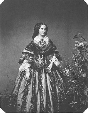Archduchess Auguste Ferdinande of Austria - Auguste of Austria, c. 1850