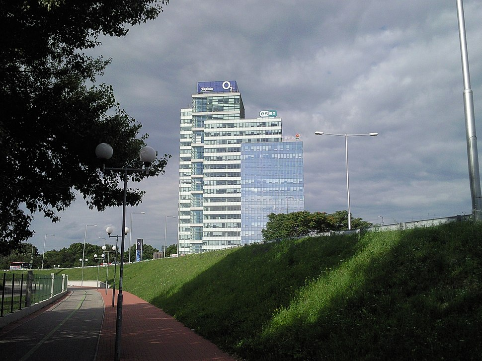 Aupark Tower 2009