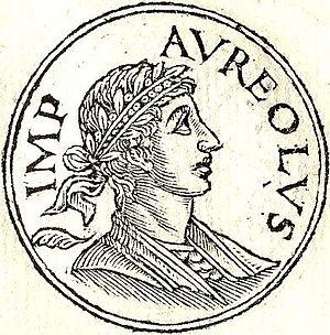 """Aureolus - Aureolus from """"Promptuarii Iconum Insigniorum"""""""