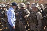 Australian Prime Minister greets U.S. Marines, Australian service members 071215-M-VM748-030.jpg