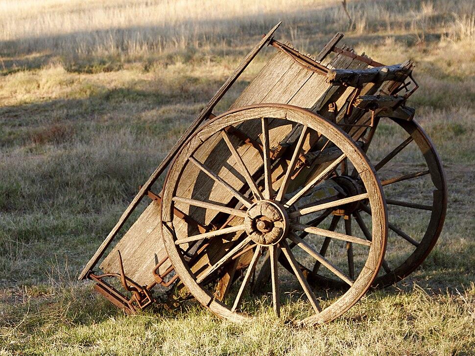 Australian cart