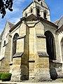 Auvers-sur-Oise (95), église N.D. de l'Assomption, chapelle latérale sud.jpg