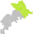 Auzielle (Haute-Garonne) dans son Arrondissement.png
