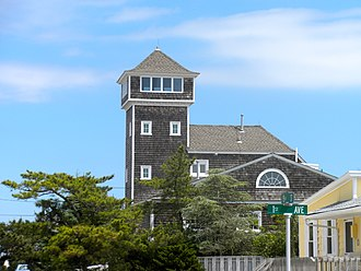 National Register of Historic Places listings in Cape May County, New Jersey - Image: Avalon NJ LS station