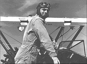 Edwin A. Doss - Aviation Cadet Doss