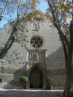 Церкви Авиньона - Église Saint Symphorien-les-Carmes