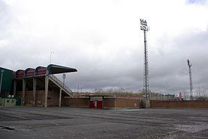 Real Ávila CF - Estadio Adolfo Suárez.