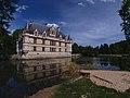 Azay Le Rideau Le Château Vue n°6.JPG