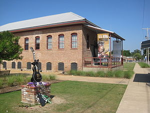 Indianola, Mississippi - B.B. King Museum and Delta Interpretive Center
