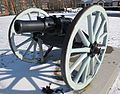 BL 5-inch 9-cwt Howitzer, RA Park, Halifax, Nova Scotia.JPG