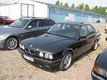 Bmw 5 series e34 wikipedia 540i m sport m540i 540i leedit sciox Image collections