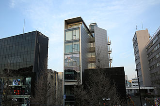 Blum & Poe - Image: BP Tokyo Exterior Edit 1 cropped