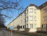 Apartment block Cyriaksring 42–45 / Luisenstrasse 18–25