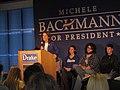 Bachmann at Drake University 001 (6353966777).jpg