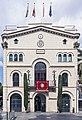 Badalona - Casa Consistorial - Ajuntament - Francisco de Paula del Villar y Lozano - Facade.jpg