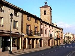 Badaran (La Rioja)-Centro Urbano.jpg