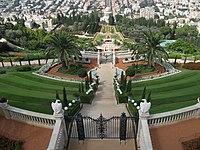 Baha'i gardens in Haifa (7735893094).jpg