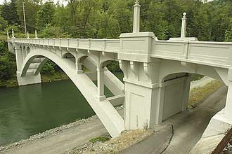 Concrete, Washington - Henry Thompson Bridge
