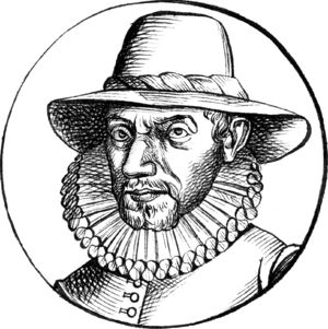 Balthasar Gérard - Portrait of Gérard, c. 16th century. Author unknown. Stedelijk Museum het Prinsenhof, Delft