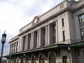 Image illustrative de l'article Pennsylvania Station (Baltimore)