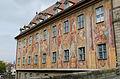 Bamberg, Obere Brücke, Altes Rathaus, Westseite, 20151019-001.jpg