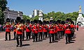 Band of the Welsh Guards, Buckingham Palace, London - Diliff.jpg