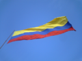 Bandera (flag) de Colombia by Edgar.png
