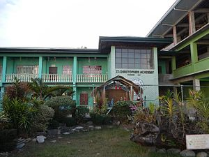 Bangar, La Union - Saint Christopher Academy