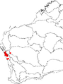 Banksia lindleyana map.png
