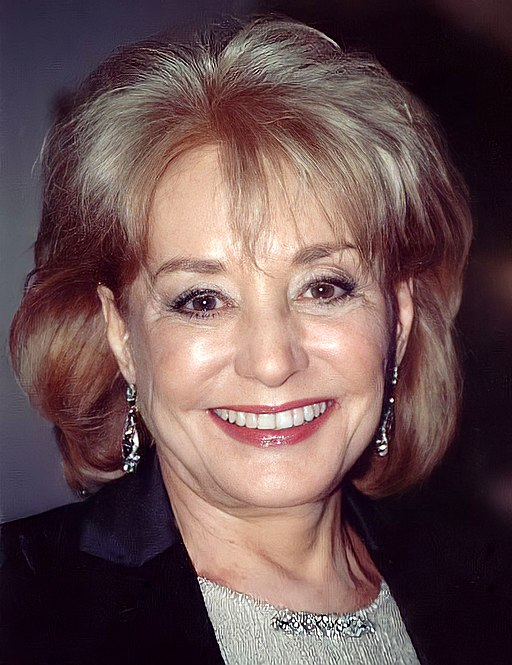 Creator, executive producer, and co-host Barbara Walters