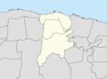 Barceloneta, Puerto Rico locator map.png