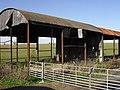Barns beside the B4425 - geograph.org.uk - 1613815.jpg